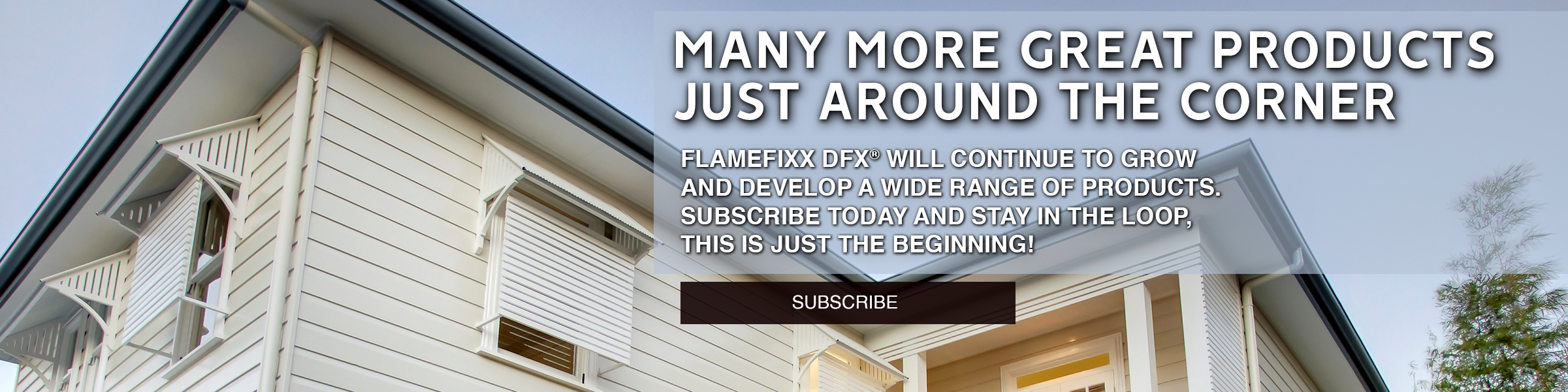 Great FLAMEfixx dfx™ Products